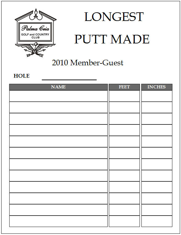 massage sign up sheet template .